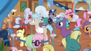 RICK AND MORTY EASTER EGG ON MY LITTLE PONY
