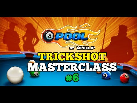 8 Ball Pool Trickshot Masterclass… Thumbnail