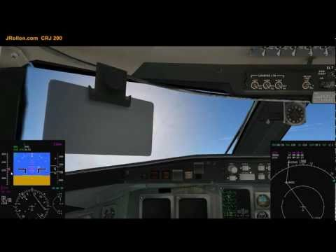 CRJ-200 Autopilot Issue :: X-Plane 10 Global - 64 Bit
