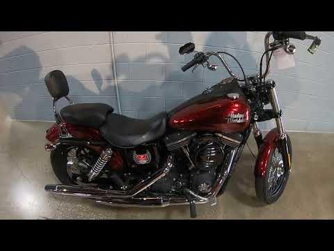2013 Harley-Davidson Street Bob FXDB