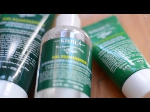 Oil Eliminator Deep Cleansing Exfoliating Face Wash by Kiehls #9