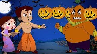 Chhota Bheem - Halloween Special Video   GreenGold