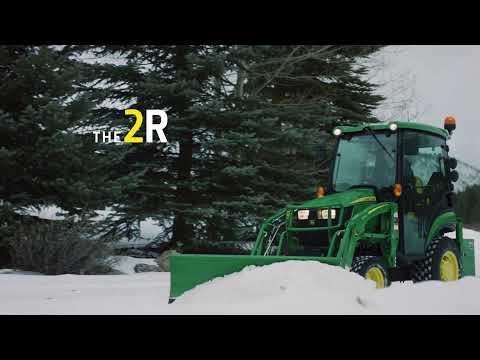 2021 John Deere 2025R in Terre Haute, Indiana - Video 2