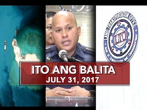UNTV: Ito Ang Balita (July 31, 2017)