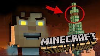 ТАЙНА АДМИНА МАЙНА! - Minecraft: Story Mode Season 2 #9