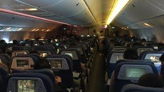 Gambar cover Air Canada Flight Experience : AC15 YYZ-HKG