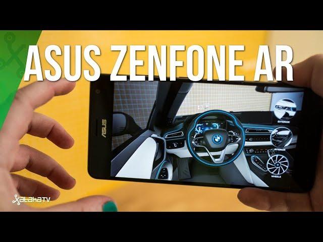 Zenfone AR, análisis