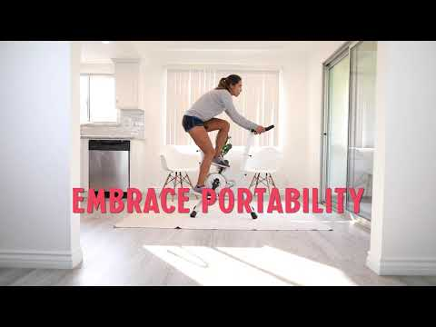 Breakaway: The Incredibly Compact Exercise Bike-GadgetAny