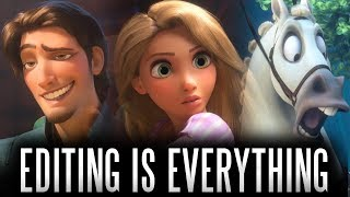 TANGLED BUT IN 7 DIFFERENT GENRES