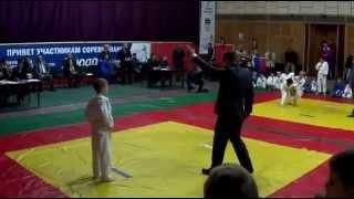 Соревнование по дзюдо  Днепрорудный  11 10 2014