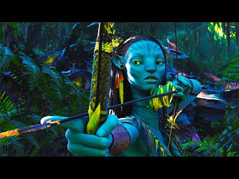 James Cameron's Avatar All Cutscenes Full Movie
