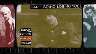 preview picture of video 'Can't Stand Losing You / DVD Menus'