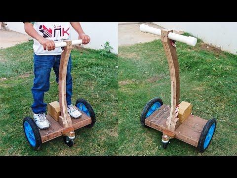 El Yapımı Hoverboard
