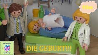 Playmobil Film Deutsch DIE GEBURT ♡ Playmobil Geschichten Mit Familie Miller