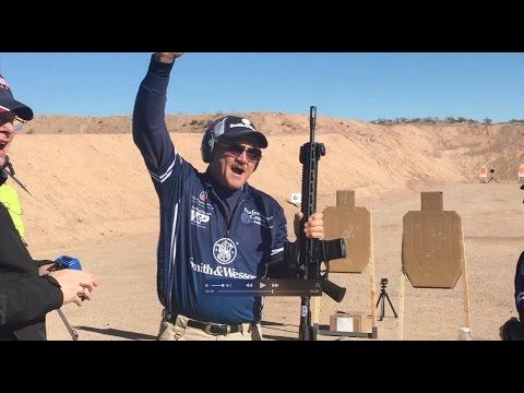 Miculek Sets Sixth World Speed Shooting Record