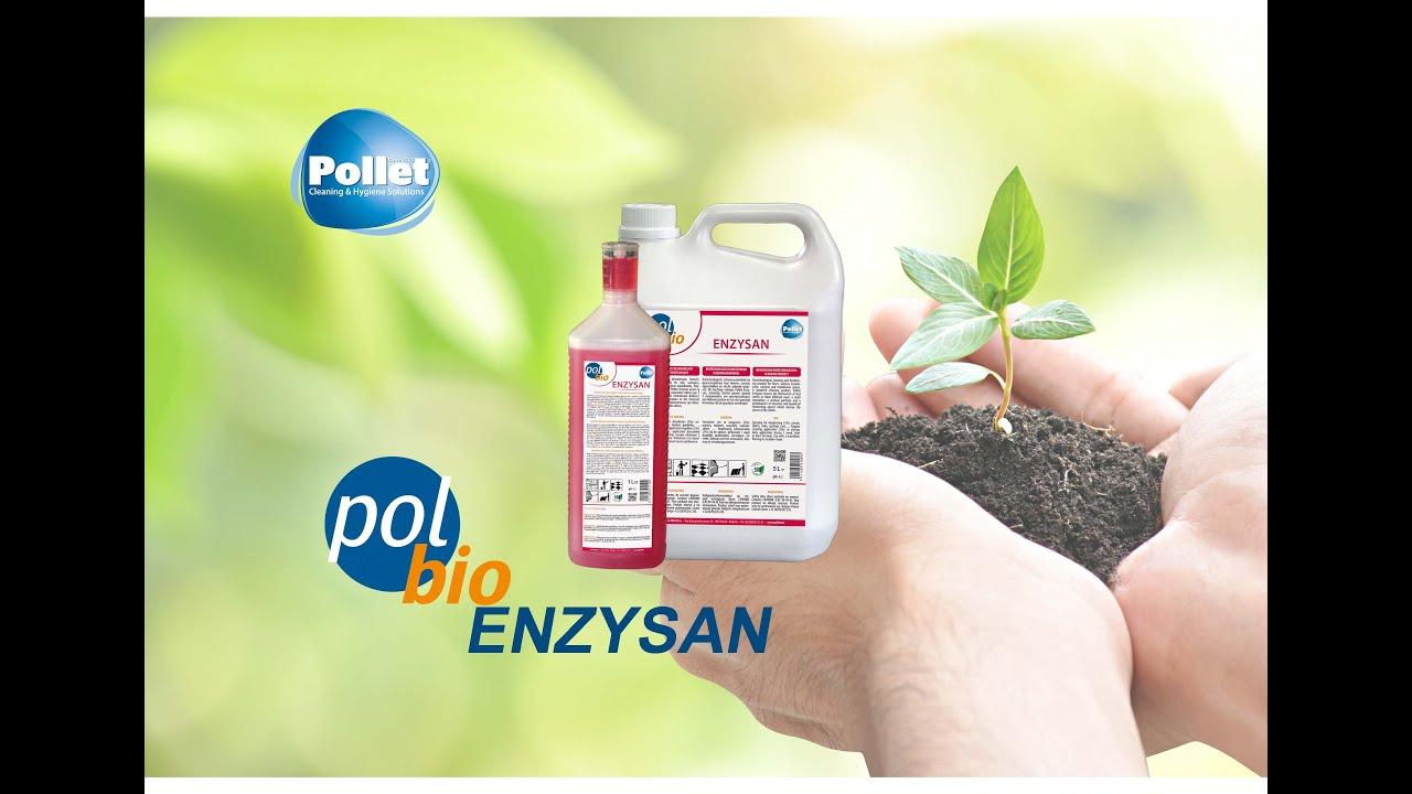 video presentation for PolBio Odor Control Enzysan 2000 Caps