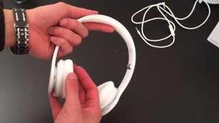 New Beats Solo HD Matte White Review (2013)