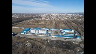 Рашид Темрезов и Александр Матовников открыли новое здание МВД в Черкесске