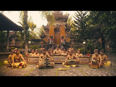 Sound Tracker - Gamelan (Indonesia)