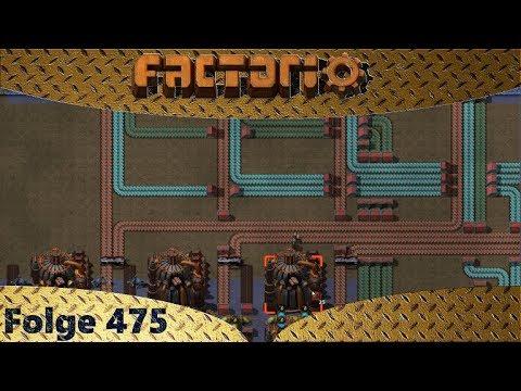 Factorio - Seablock - Bronzeplatten geschafft - Let's Play 475 - Deutsch - German