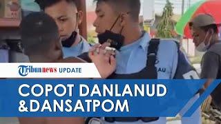Perintahkan KSAU Copot Danlanud & Dansatpom di Merauke, Panglima TNI: Itu yang Membuat Saya Marah