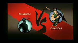 Shadow fight with dragon||shadow fight 2||full HD