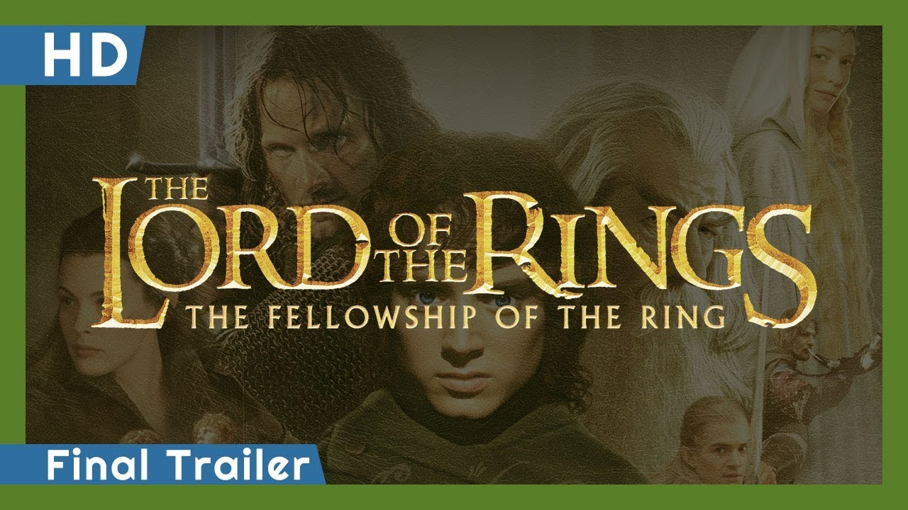 Trailer för Sagan om ringen: Härskarringen
