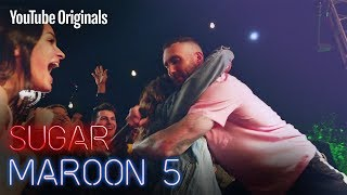 Maroon 5 surprise a teen for the party of the year! - YouTube