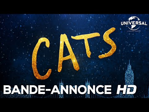 Cats Universal Pictures International France