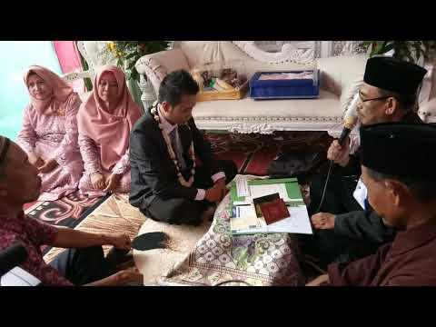 Alhamdulillah lancar 🙏 #nikahan
