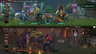 [EN] OG vs NIP - The International 2019 Group Stage
