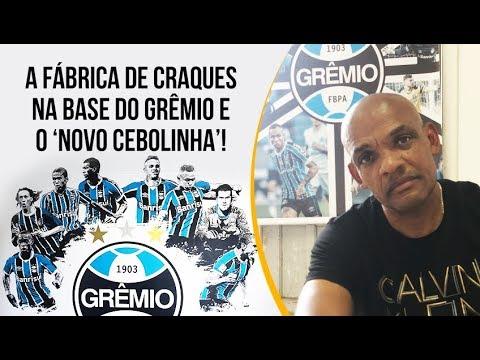 Ex-Grêmio dá receita da fábrica de craques e já vê 'novo Cebolinha' a caminho