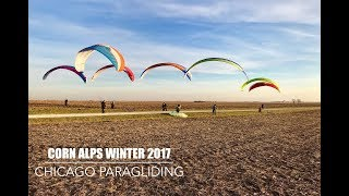 Corn Alps Winter 2017 | Chicago Paragliding