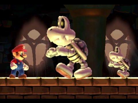 Super Mario Maker - 100 Mario Challenge #123 (Expert Difficulty)