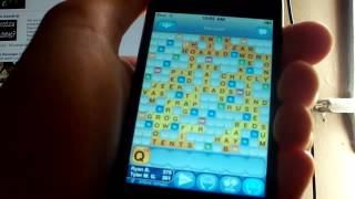 How to delete finished games on Words With Friends   #mhrary