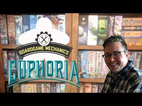 Joel's Cardboard Corner:Euphoria