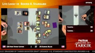 Pro Tour Dragons of Tarkir Round 8 (Standard): Paulo Vitor Damo Da Rosa vs. Craig Wescoe