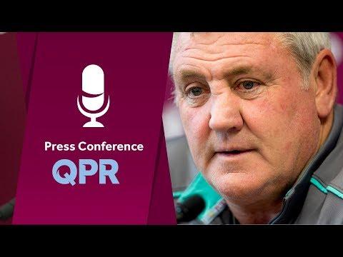 Press Conference: QPR away
