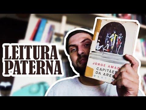 CAPITÃES DA AREIA |  Leitura Paterna