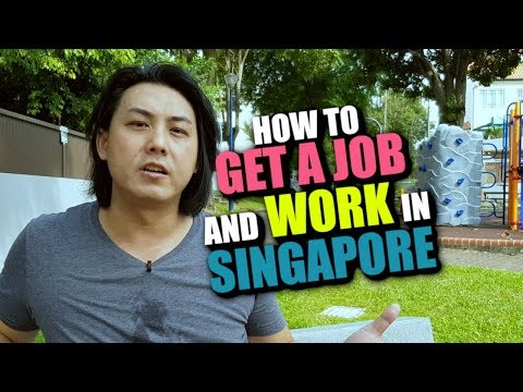 mp4 Job In Singapore, download Job In Singapore video klip Job In Singapore
