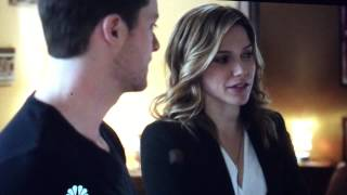 Chicago PD #Linstead Kiss!! (FULL SCENE)