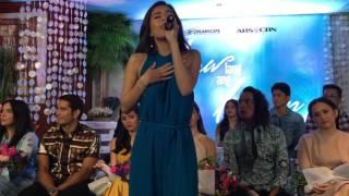 Maris Racal sings Ikaw Lang ang Iibigin theme song Paano Mo Nalaman (How Did You Know in Tagalog)