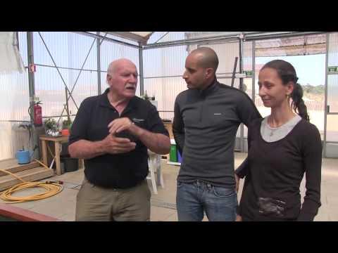 Aquaponics Training course snippets at Nova. - YouTube