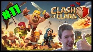 Clash of Clans #11 - Ázijská sila! -_- | SK Let's play | HD