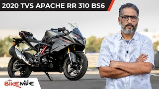 2020 TVS Apache RR310 BS6 | Now There Are Even More Reasons To Buy One | BikeWale