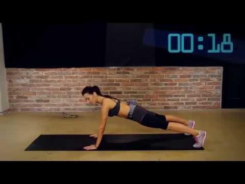 Naciśnij wznak podnieść mięśnie nóg