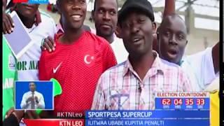 Nakuru All Stars na Gor Mahia kuchuana kwenye nusu fainali ya Sportpesa Supercup