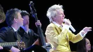 "Rod Stewart, ""Have I Told You Lately"", Las Vegas, Feb. 7, 2015"