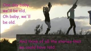 One day / Reckonging Song - Asaf Avidan / Wankelmut Remix + Lyrics