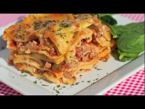 Easy Picante Lasagna Recipe- Baby this is too easy!